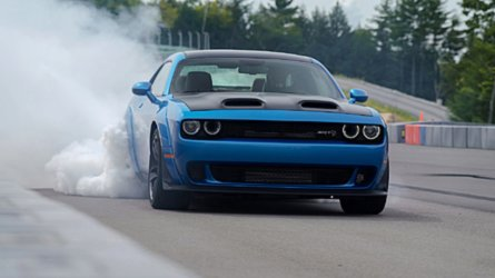 1,200-HP Dodge Challenger Redeye Allegedly Coming From Hennessey
