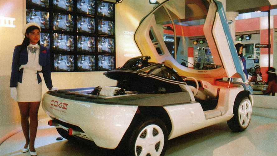 Isuzu COA-III, il SUV sportivo degli Anni '80