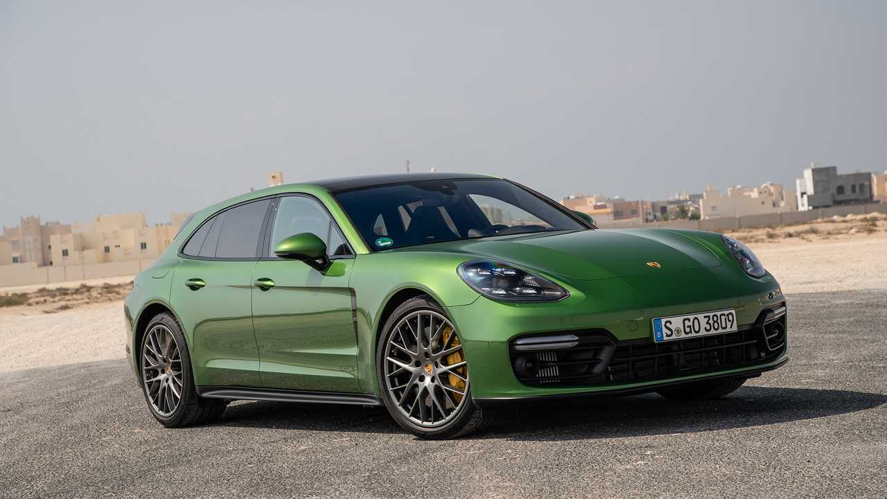 2019 Porsche Panamera Sport Turismo