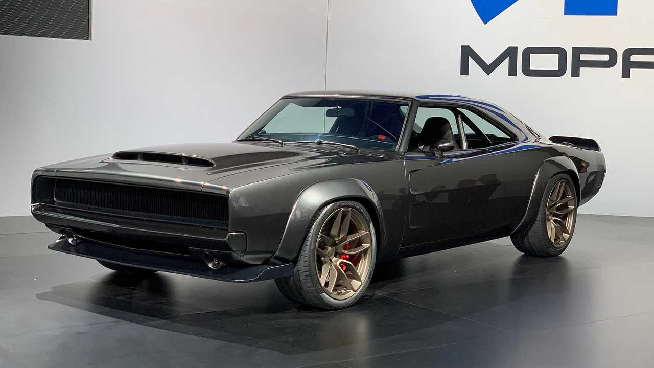 Dodge Charger Hellephant