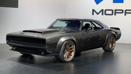 Mopar 426 Hemi Returns As A 1,000-HP 'Hellephant' Supercharged V8 [UPDATE]