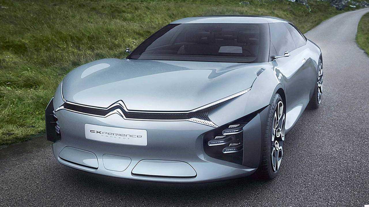 2019 Citroën C5