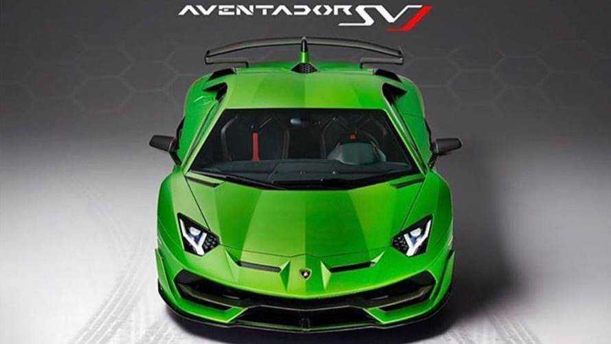La Lamborghini Aventador SVJ, c'est elle !
