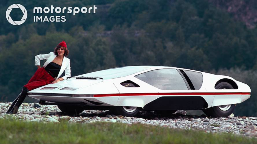 We found these old Ferrari 512S Modulo Concept images in our basement