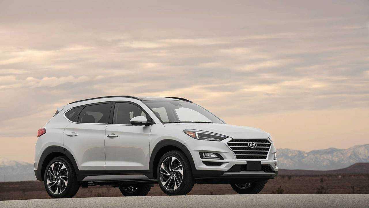 8 - Hyundai Tucson