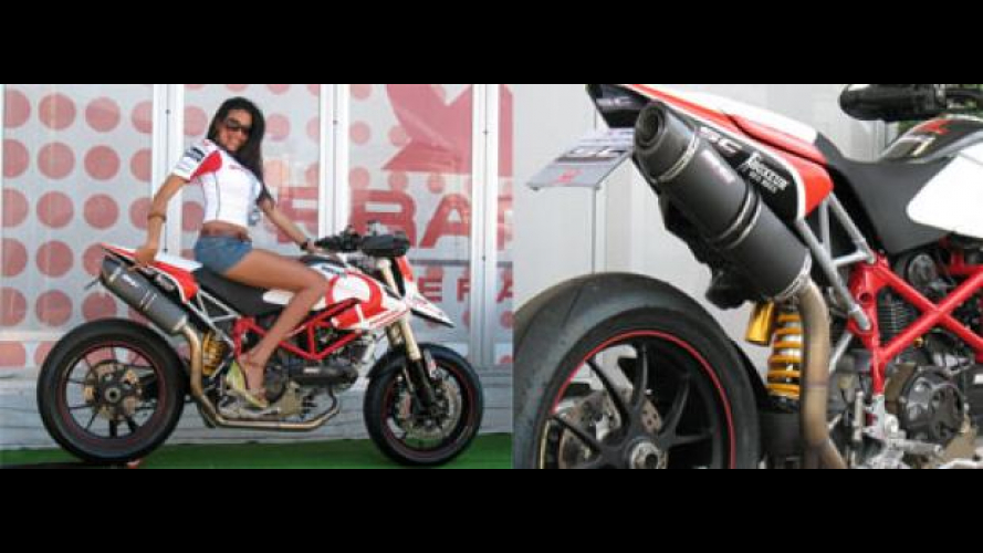 Ducati Hypermotard by SC-Project