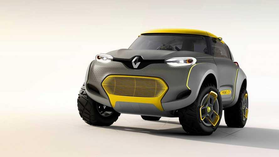 Renault prepara SUV do Kwid para ser lançado em 2020