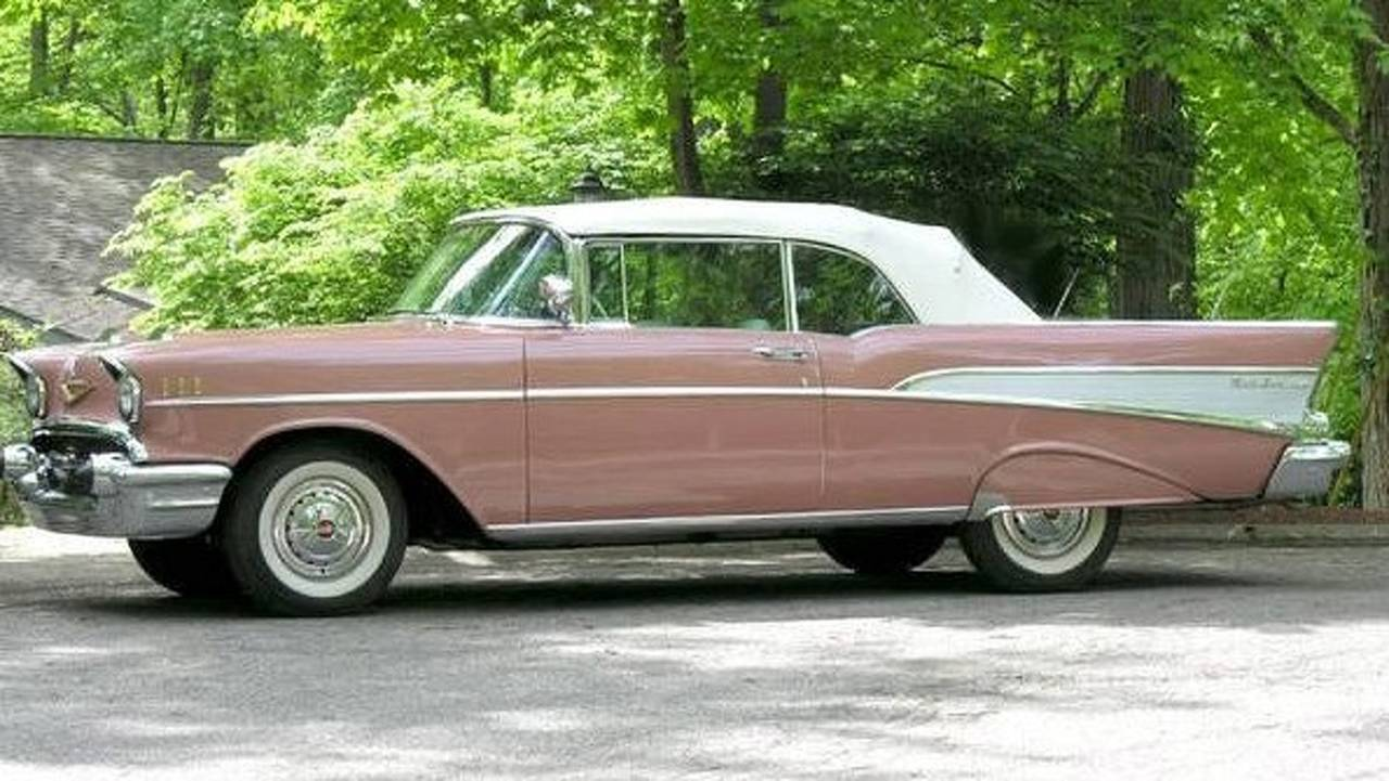 1957 Chevrolet BelAir - $79,000