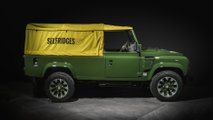 Land Rover Defender Works V8 Selfridges