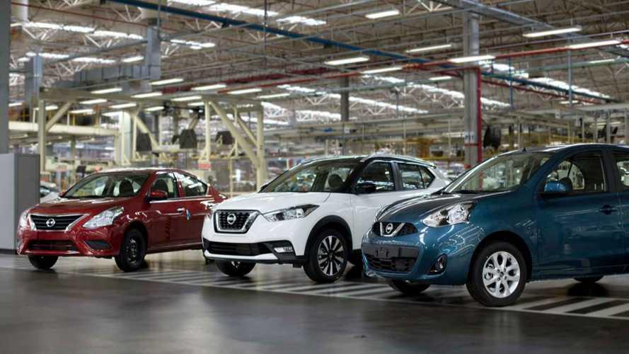 Nissan comemora 18 anos de operações oficiais no Brasil