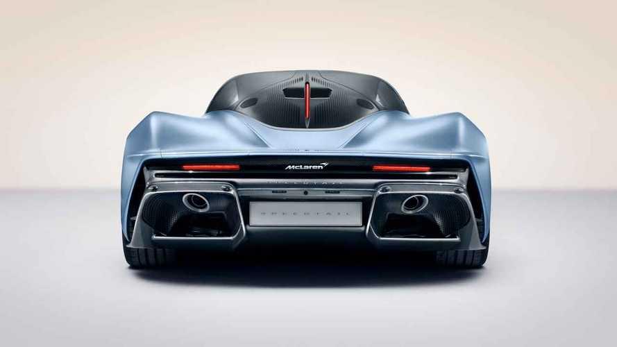 Echa un vistazo de cerca al McLaren Speedtail 2020