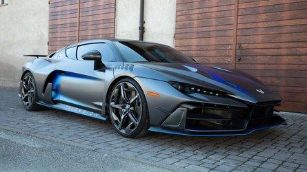 Prueba Italdesign Zerouno: un deportivo de 610 CV y 2 millones de euros