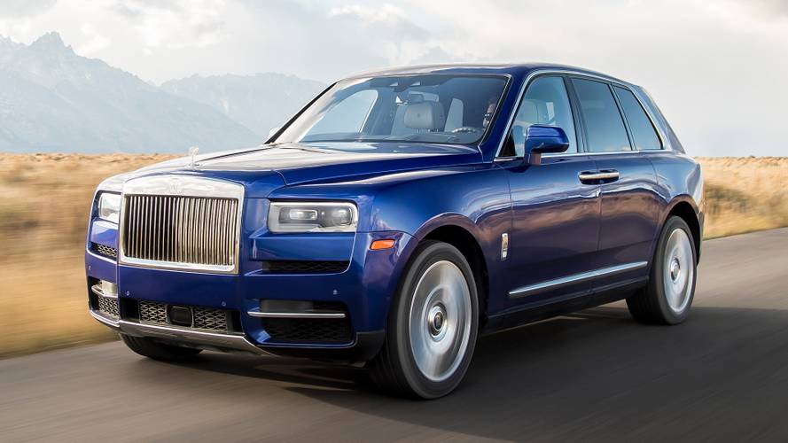More powerful Rolls-Royce Cullinan could go hybrid