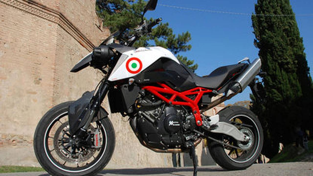 Moto Morini saved?