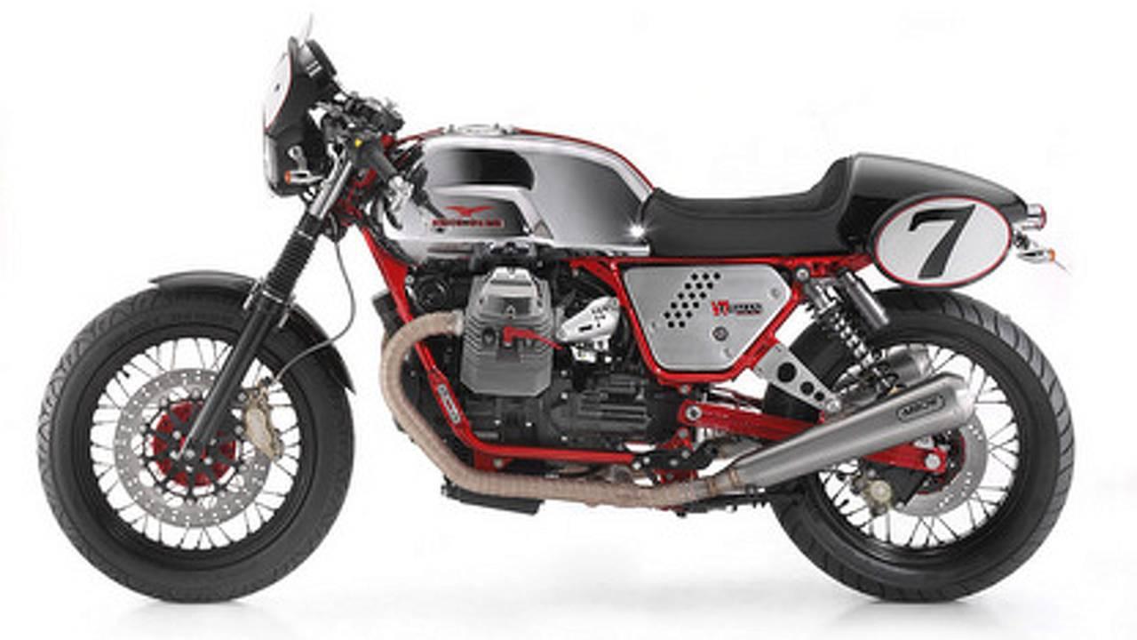 Moto Guzzi V7 Clubman Racer returns!?