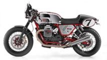 moto guzzi v7 clubman racer returns