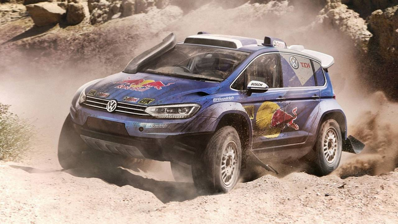 Volkswagen Race Touran