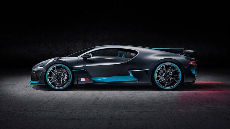 Bugatti Divo Facts