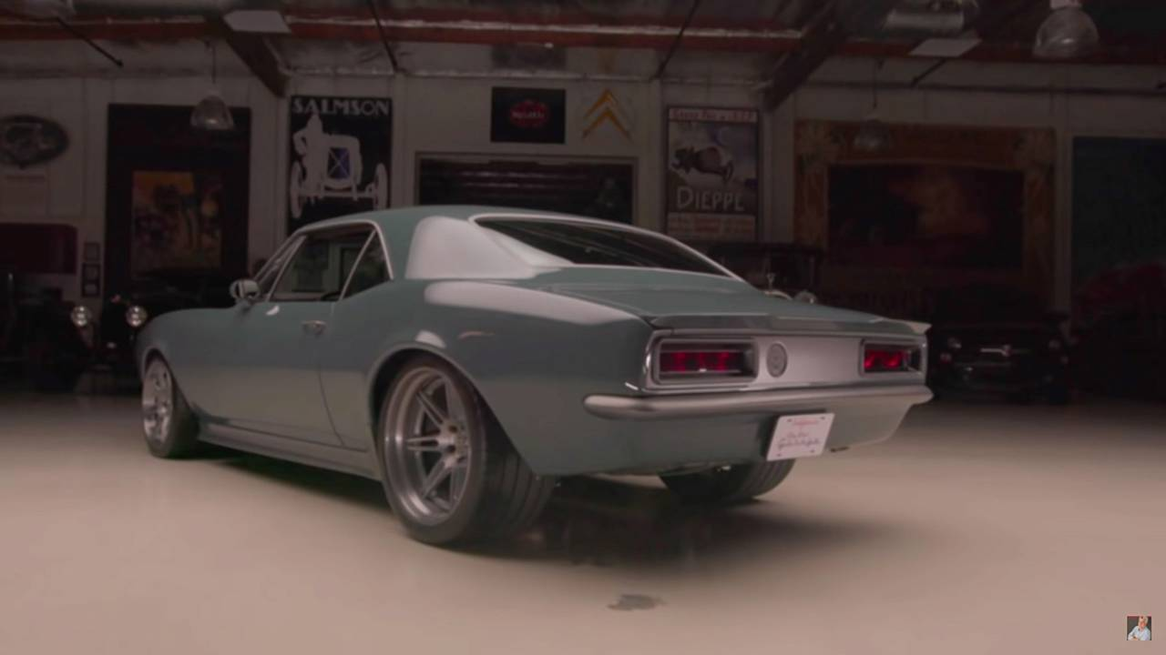 Chris Evans 1967 Chevrolet Camaro