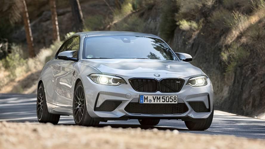 BMW M2 Competition ve M4 ailesi geri çağrılıyor