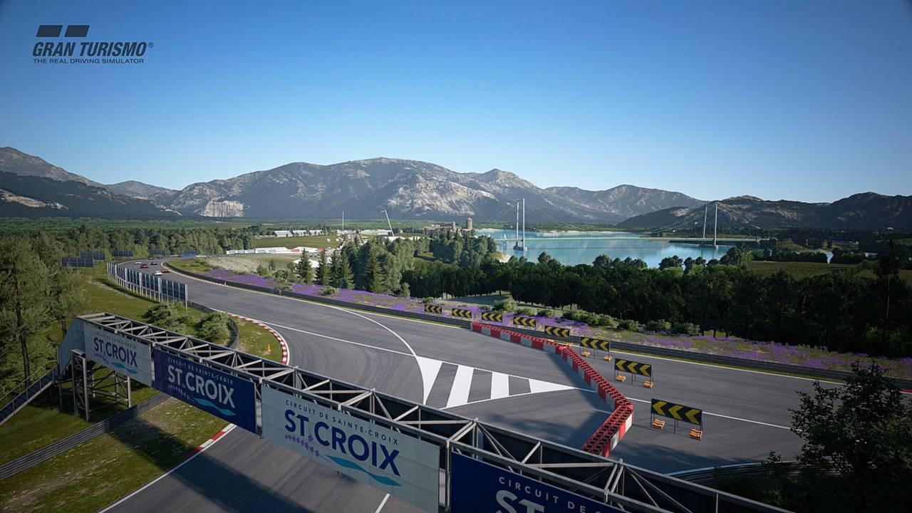 Gran Turismo Sport July Update Adds Mercedes F1 Car, New Track