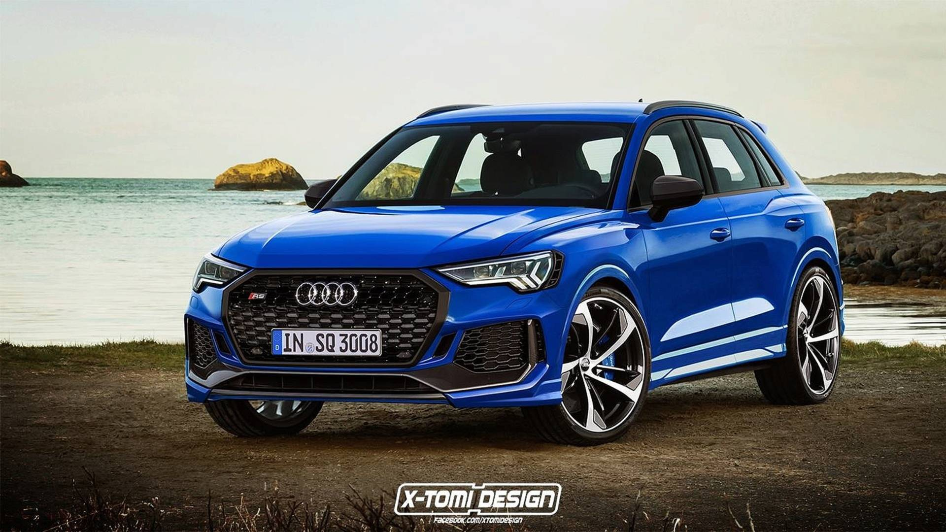 2019 Audi Q3 Rendered In Rs Trim Looks Freaking Fantastic