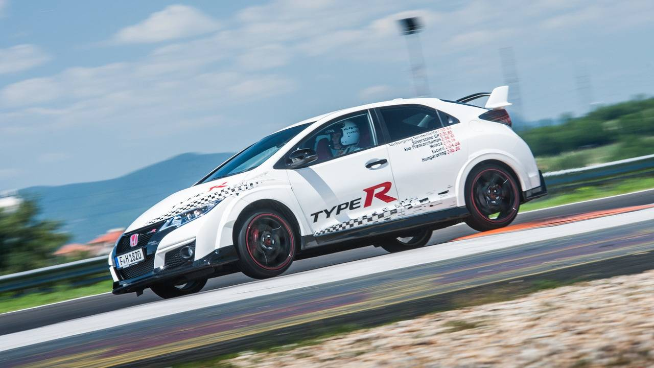 Honda Civic Type-R FK2