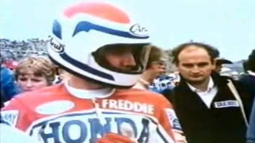 They call him Fast Freddie