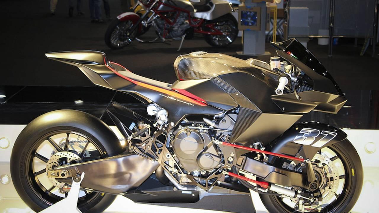 Vyrus 986 M2 priced at $34,000