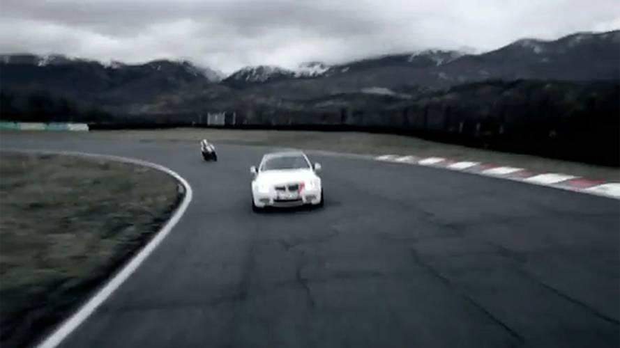Video: S1000RR vs M3
