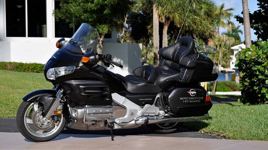 Motorcycle taxis come to America