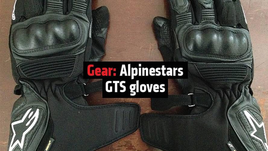 Gear: Alpinestars GTS Gloves