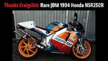 thanks craigslist rare jdm 1994 honda nsr250r