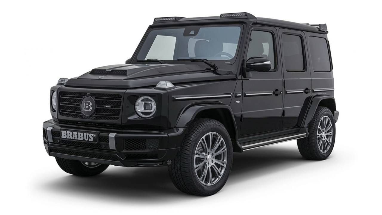 2019 Mercedes G-Class by Brabus