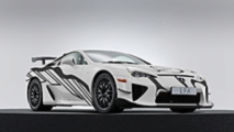 Lexus LFA Art Car