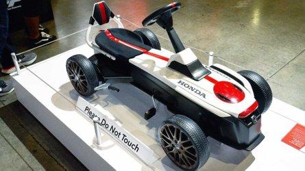 Une voiture à pédales signée Honda au SEMA Show