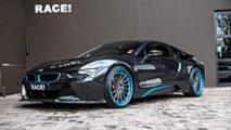 BMW i8 par Race!
