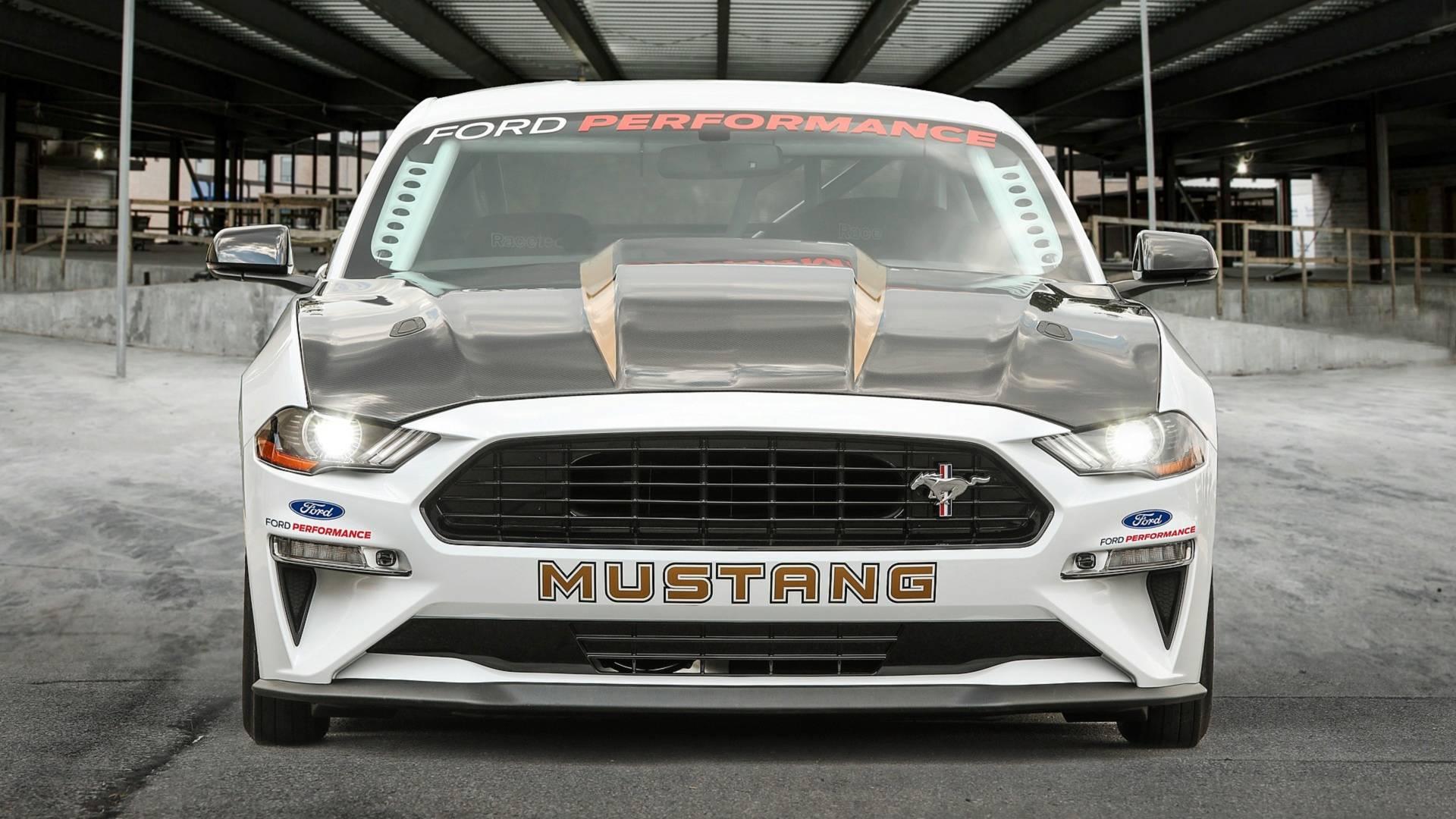 Ford Mustang Cobra Jet Is An 8-Second Quarter-Mile Demon Killer