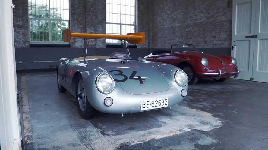 Luftgekuhlt U.K. Porsche Gathering