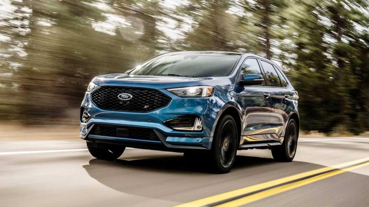 2019 Ford Edge ST İlk Sürüş
