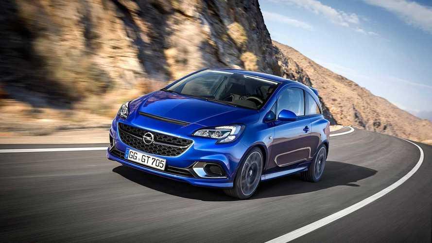 L'Opel Corsa OPC en passe de devenir électrique