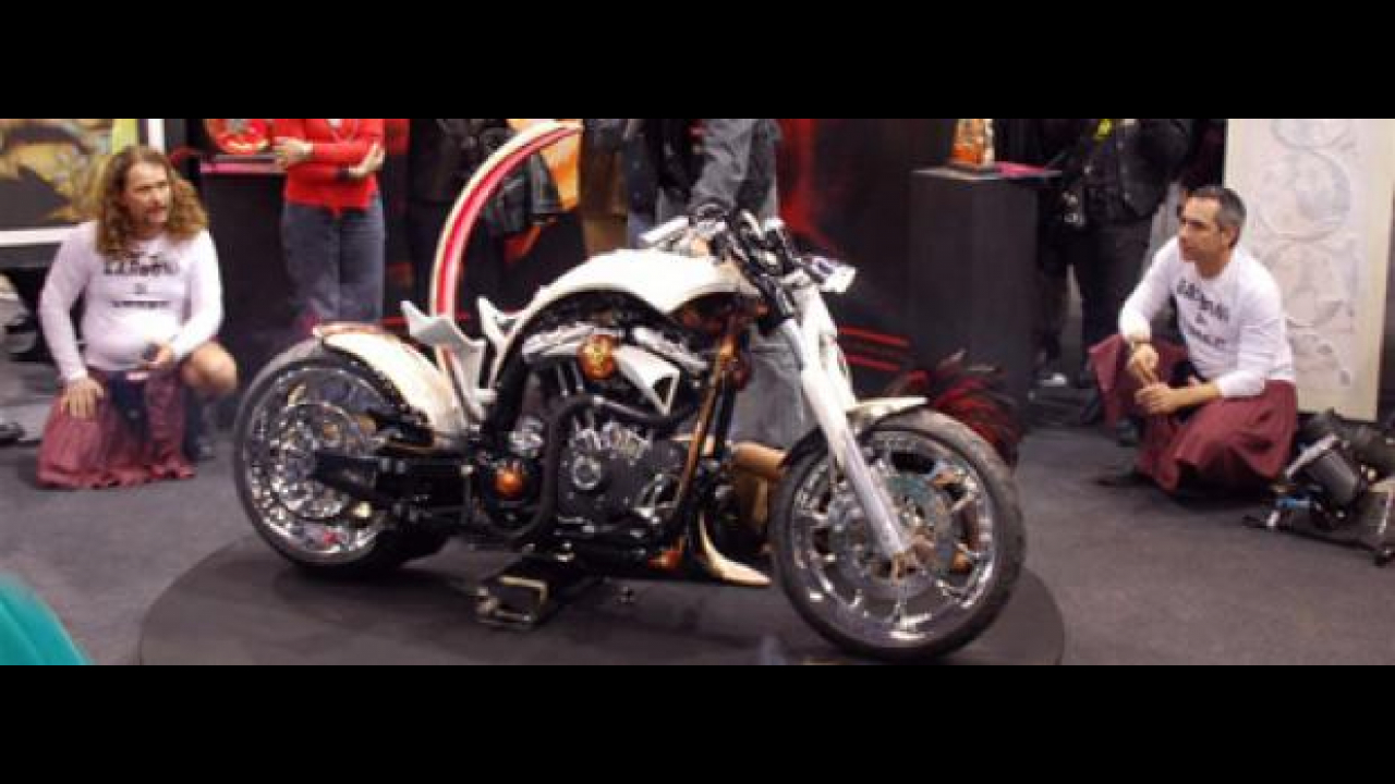 CustomBike La Fenice