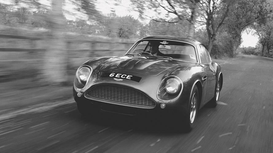 Aston Martin Helps Celebrate 100 Years Of Zagato With DBZ Pair