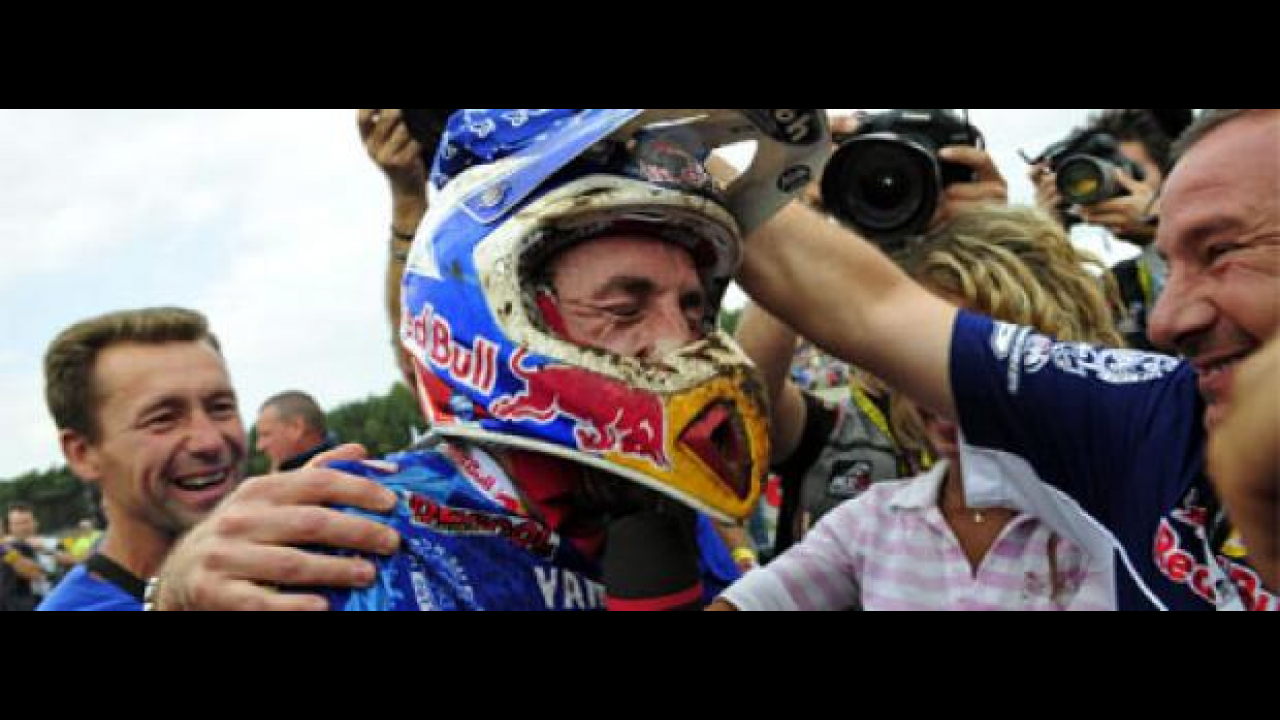 MX1 2009: Tony Cairoli World Champion!
