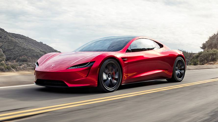 Tesla Roadster, potrà volare come una DeLorean (grazie a SpaceX)