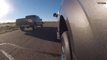 Pickup Trucks Drag Racing
