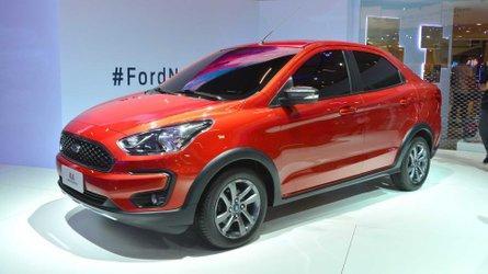 Ford Ka Urban Warrior Is A Lifted Rugged Sedan No One Saw Coming