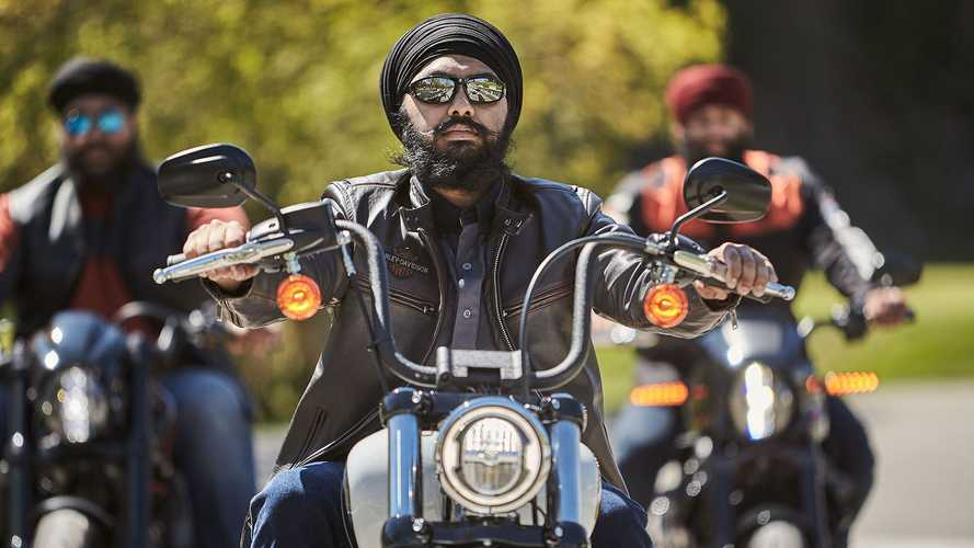 Impact Resistant Turban Prototype Unveiled For Sikh Riders