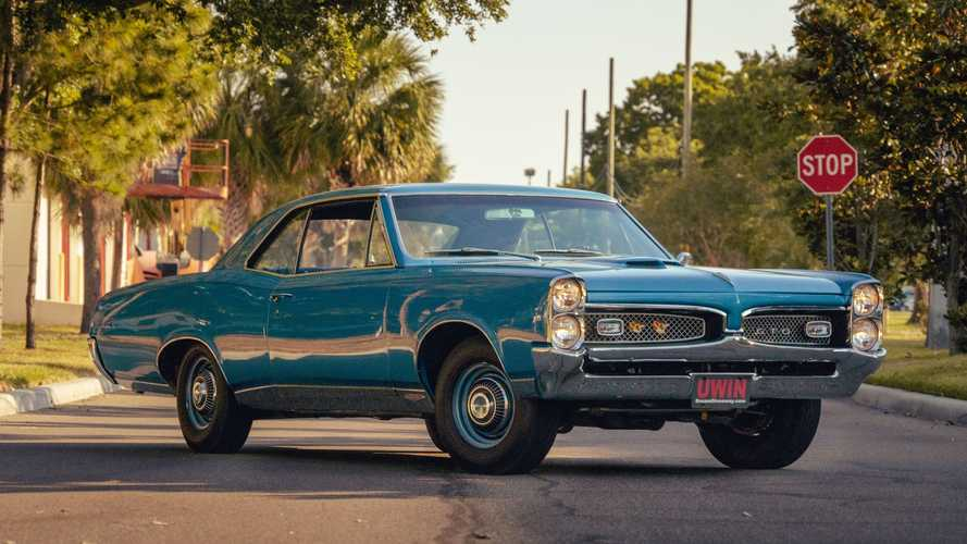 Hurry! Only 1 Week Remains To Enter To Win This 1967 Pontiac GTO