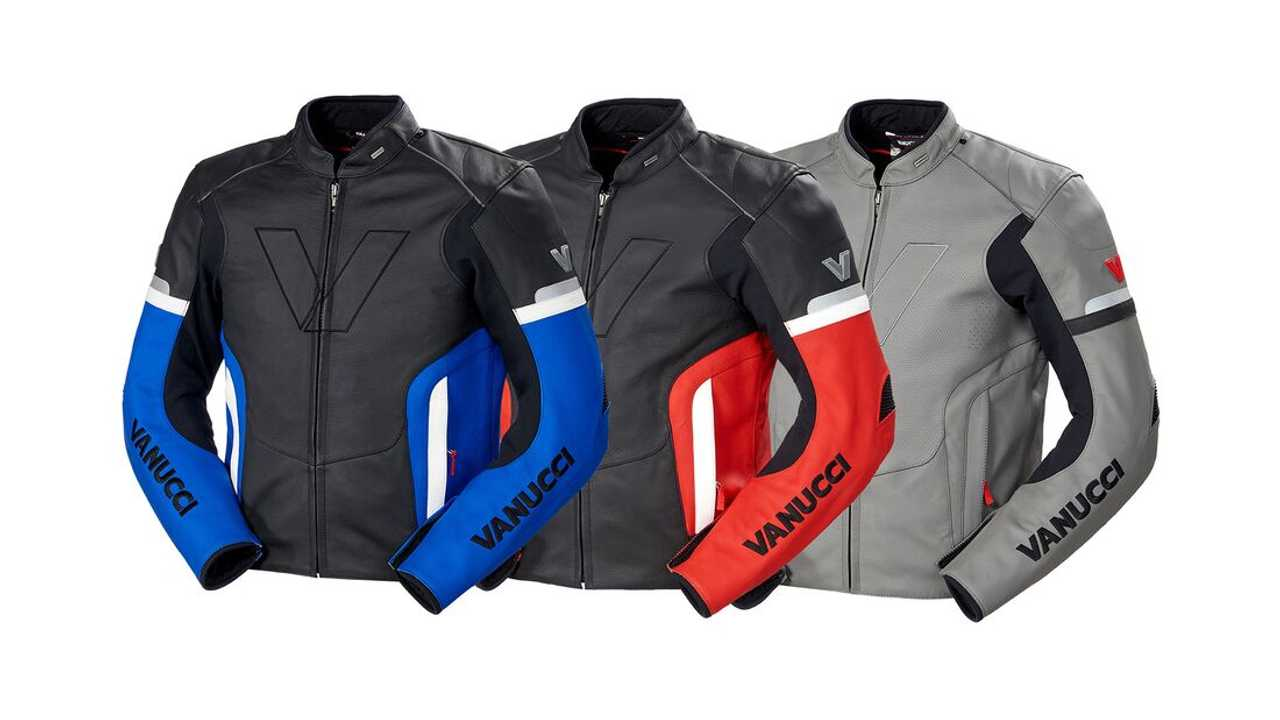 Vanucci VSJ-2 Leather Jacket Delivers Safety And Style